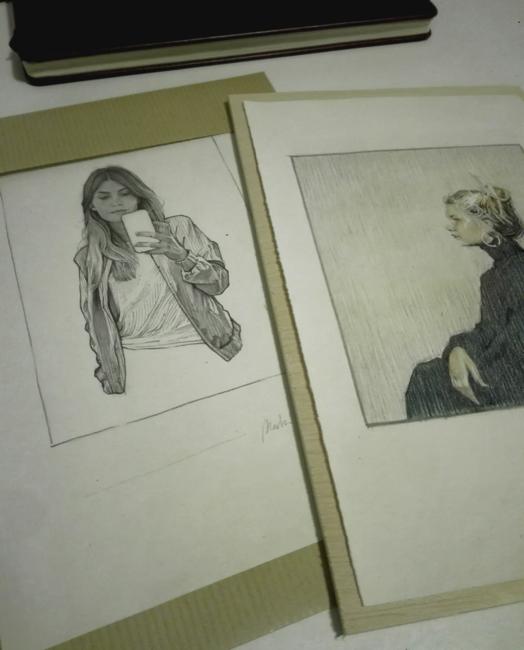 sketchbook y bocetos oriol angrill